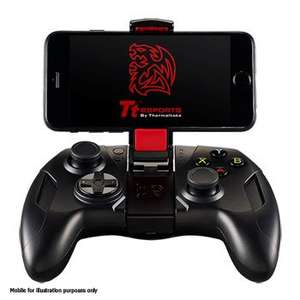 Tt esports Contour Bluetooth iOS iPad/iPhone/AppleTV Mobile Gaming Controller MFI Certified - £39.99 @ Scan