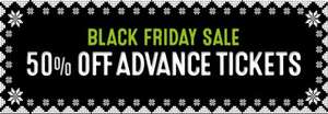 London Midland - black Friday 50% off advance fares