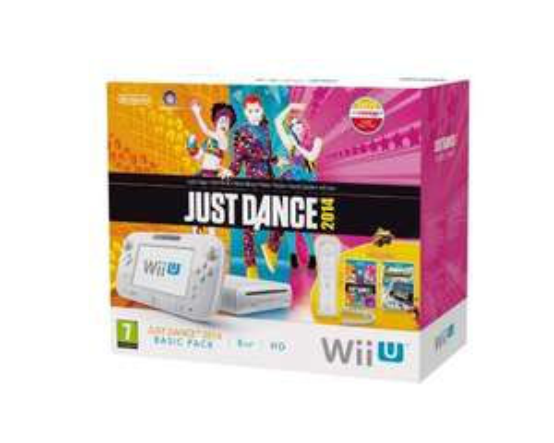 From Amazon Spain: Nintendo Wii U - Consola Básica + Just Dance 2014 + Nintendo Land (Edición Limitada); 199 Euros / £140 @ amazon.es