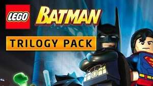 (Steam) LEGO Batman Trilogy - £6.74 @ Bundle Stars (use code SAVE10)