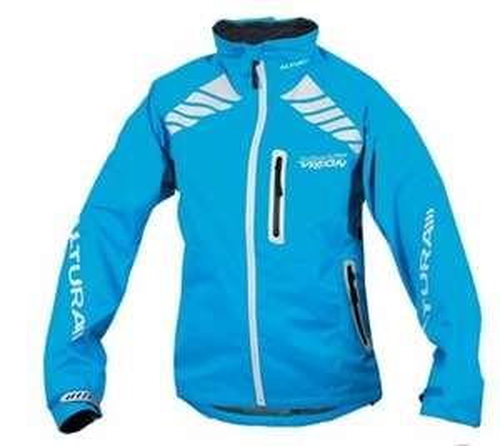 Altura Night Vision Evo Womens Waterproof Cycling Jacket 2014 @ Wheelies
