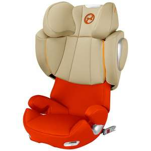 Cybex Solution Q2 Fix stage 2/3 car seat Autumn Gold £150.00 @ John Lewis
