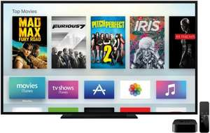 10% off of the new 2015 Apple TV's at KRCS.co.uk