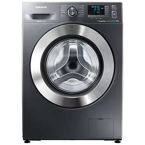 Samsung WF80F5E5U4X ecobubble Washing Machine, 8kg Load, A+++, 1400rpm Spin, £399 @ John Lewis