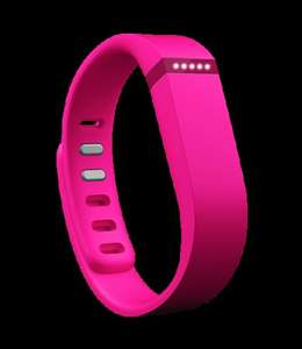 Fitbit Flex Pink £37 @ Tesco Direct