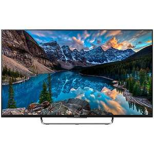 """Sony Bravia KDL50W80 LED HD 1080p 3D Android TV, 50"""" with Freeview HD  John Lewis - £549"""