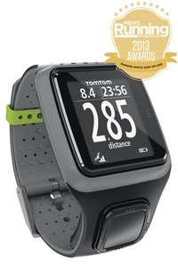 TomTom Runner GPS Watch Grey - £49.99 inc Postage from Runners need