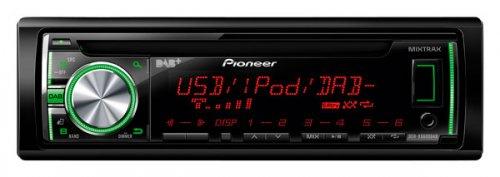 Pioneer Car CD DAB Stereo DEH-X6600DAB Black Friday price £69.99 @ Car Audio Centre