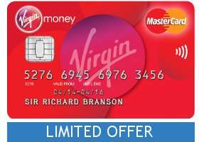 Virgin Money Balance Transfer Credit Card 40 months