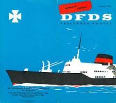 Cheap Dover - Dunkirk ferry £29 each way @ DFDS. Perfect for Christmas or New Year