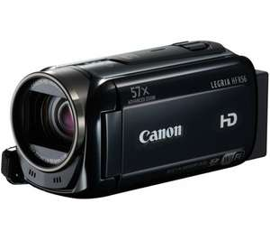 Canon HF R57 Full HD Wifi Camcorder £79.97 at Currys