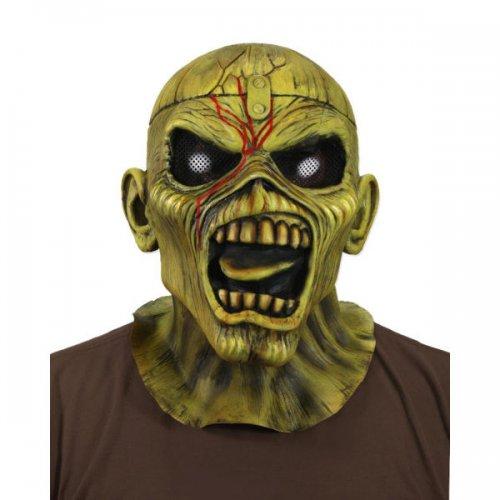 NECA Iron Maiden Eddie Piece Of Mind Latex Mask £6.99 @ Zavvi