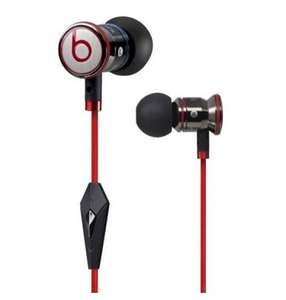 Monster iBeats by dr. dre In-ear Headphones - Black: Delivered
