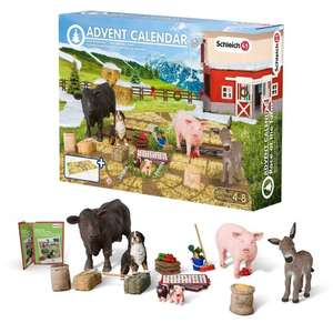 SCHLEICH 2015 CHRISTMAS ADVENT CALENDAR SETS £19.99 @  WHYBEE ONLINE STORE / ebay