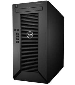 DELL PowerEdge T20-9186 Tower Server £173.88 Delivered (£115.88 after Dell bank transfer cashback), Intel Pentium G3220 Dual Core 3.0GHZ (Haswell) 54W, 4GB ram, 500GB 7200rpm HDD @ Serversplus