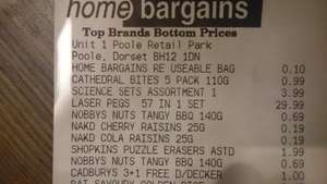 Nobby's Tangy BBQ Flavour Nuts 69p @ Home Bargains...Sweet Chilli 99p