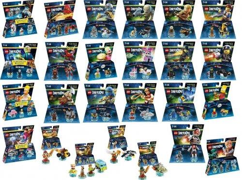 Lego Dimensions: Complete Expansion Bundle (Lightning Deal) £369 @ Amazon.co.uk