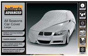 Halfords Advanced All Seasons Car Cover Large 59% off  £20.00