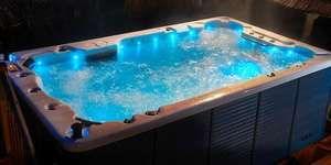 Up to £2000 off of Canadian Spa Hot Tubs at Homebase