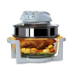 ElectrIQ 17 Litre Premium Halogen Oven and full Accessories pack - HOV17 HOV17 £29.98 @ AO