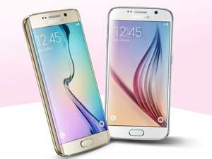 Samsung Galaxy S6 Edge 32GB/64GB Refurb SimFree in Gold/White/Black,prices start at £369.99 at MPD