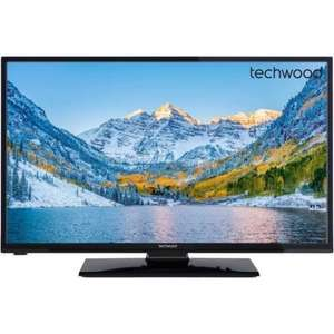 Techwood 50AO2B 50 Inches 1080p Full HD LED Freeview TV - Black New £239.99 @ AO/Ebay