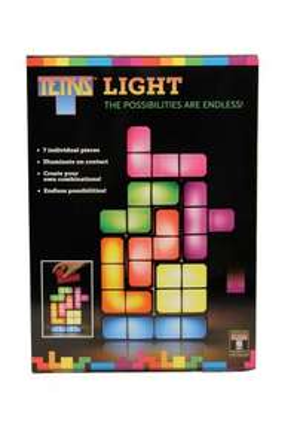 Tetris Version 2 Tetrimino Light £14.99 (Prime) £19.74 (Non Prime) @ Amazon