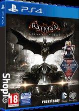 Batman Arkham Knight - Day 1 Edition (Harley Quinn DLC) - £21.86 - Shopto.net