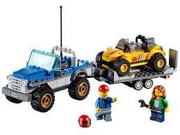Lego City Dune Buggy Trailer - 60082 - £8.99 @ Asda Instore