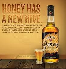 Jim Beam honey bourbon whiskey 70cl only 9.23 at tesco instore!
