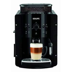 Krups EA8108 1450W Bean To Cup Coffee Machine  £169.90  amazon.de - lightning deal