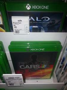 Project Cars Xbox One £10 @ Asda Instore