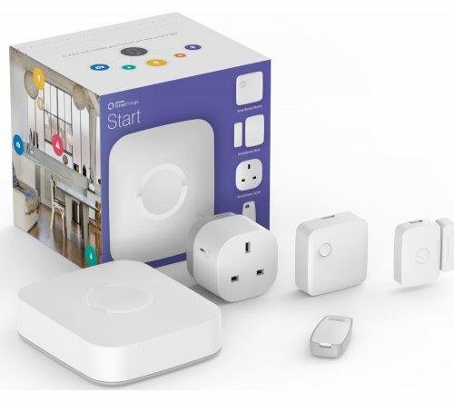 SmartThings Starter, HD Camera & Multi Sensor £228.99 @ PC World