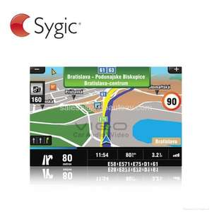 Sygic Sat Nav - Europe £16.49 (all packages and add-ons up to 70% off)