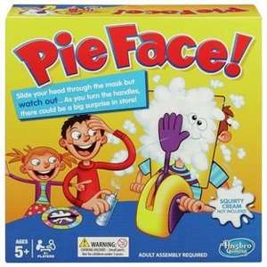 Pie Face Game £19.99 @ Sainsburys