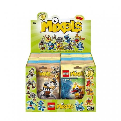 Lego Mixels Wave 5 now Half Price at Smyths Toys