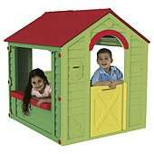 Tesco Keter Holiday Playhouse, was £75 now