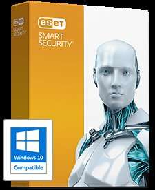 ESET Smart Security 50% OFF £19.95 @ (ESET US)