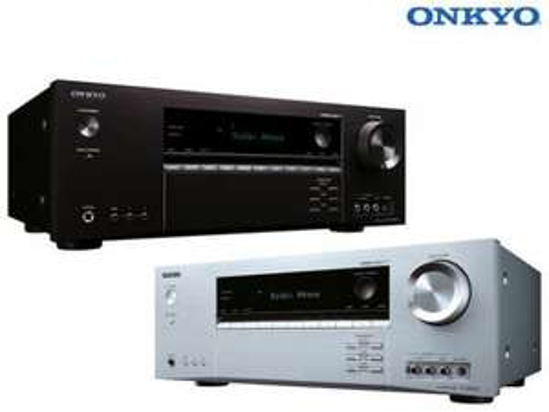 Onkyo TX-SR444 7.1 A/V Receiver - Dolby Atmos Cinema £189.90 at IBood.