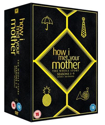 How I Met Your Mother: Seasons 1-9 DVD Boxset £24.99 @ HMV online