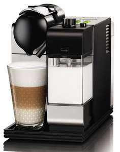 Delonghi EN520S Nespresso Premium Latissima Plus Silver for £139.41 (or less) delivered (€198.80) from Amazon.fr