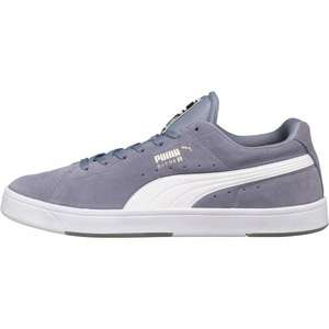 m and m direct puma suede