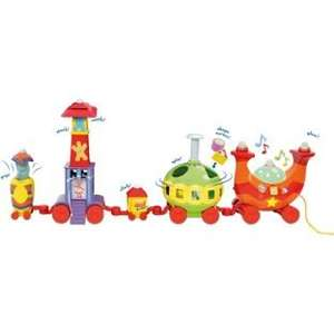 In the Night Garden Ninky Nonk Musical Activity Train. - £29.99 @ Argos
