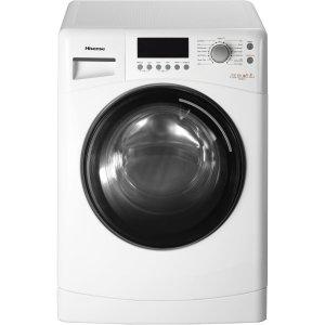 Hisense WFN9012 Front Loading 9 kg Washing Machine - White @ Euronics