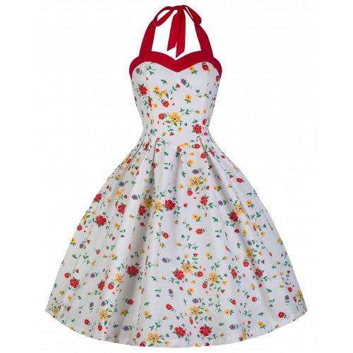 50% off vintage dresses + FREE delivery @ Lindybop