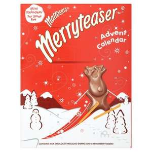 Malteser Merryteaser Advent Calendars just 99p in Home Bargains!