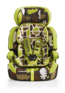 Cosatto Zoomi Group 1/2/3 Car Seat - C Rex @ Amazon
