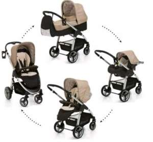Hauck Lacrosse All In One Travel System -Rock £248.95 @ Online4Baby