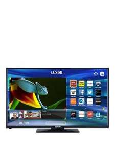 "A 50"" smart TV for under £300 Luxor 50 inch Full HD Freeview HD LED Smart TV £299 @ Very"