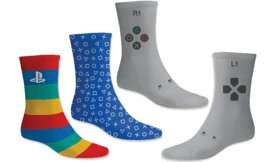Official PlayStation Socks was £9.99 Now £4.99 with free delivery or Click and Clollect @ GAME